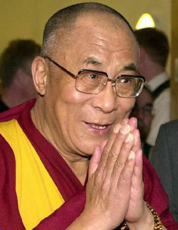 Sa Sainteté le Dalaï Lama