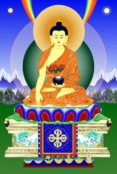 Bouddha Shakyamuni