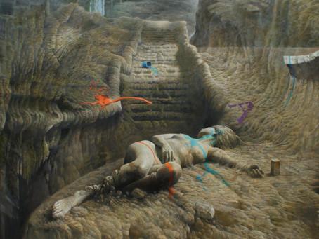 胡文賢夢幻寫實的藝術思維-----曾長生
