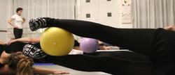 Pilates petit matériel - ballon