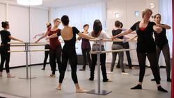 Atelier 9 - Cours de danse classique