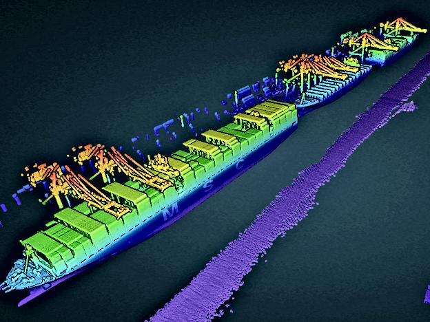 Cargo Ship RGB