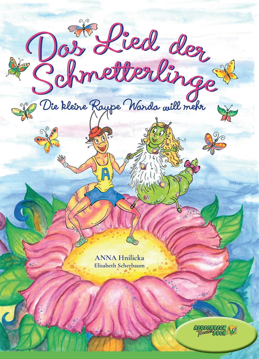 Eine zauberhafte Geschichte mit fantastischen Illustrationen für Kinder von 2 - 7 Jahren rund um die kleine Raupe Wanda. Nach dem gleichnamigen HEUSCHRECK-Musicalhit.