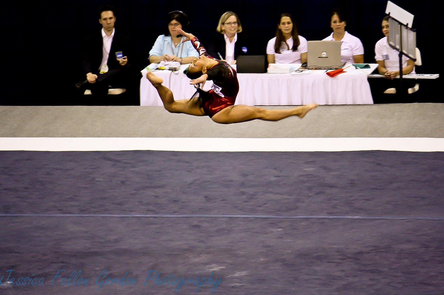 NCAA Gymnastics Championships 2010