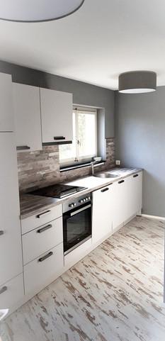 Küche / Decke / Wände