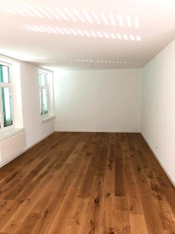 Malerarbeiten / Parkettboden