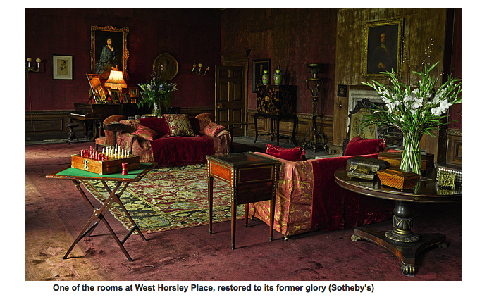 2015-03-23 14-54-32 Bamber Gascoigne to save 500-year-old manor after 'accidenta