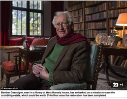 2015-03-23 14-49-12 Bamber Gascoigne inherits 50-bed home from his elderly aunt