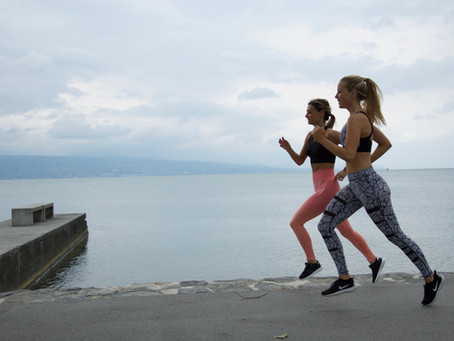 Are you Running more? Follow these tips to stay injury free!
