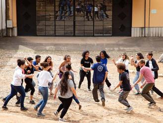 Impro in Brazil: Samba and Sparks