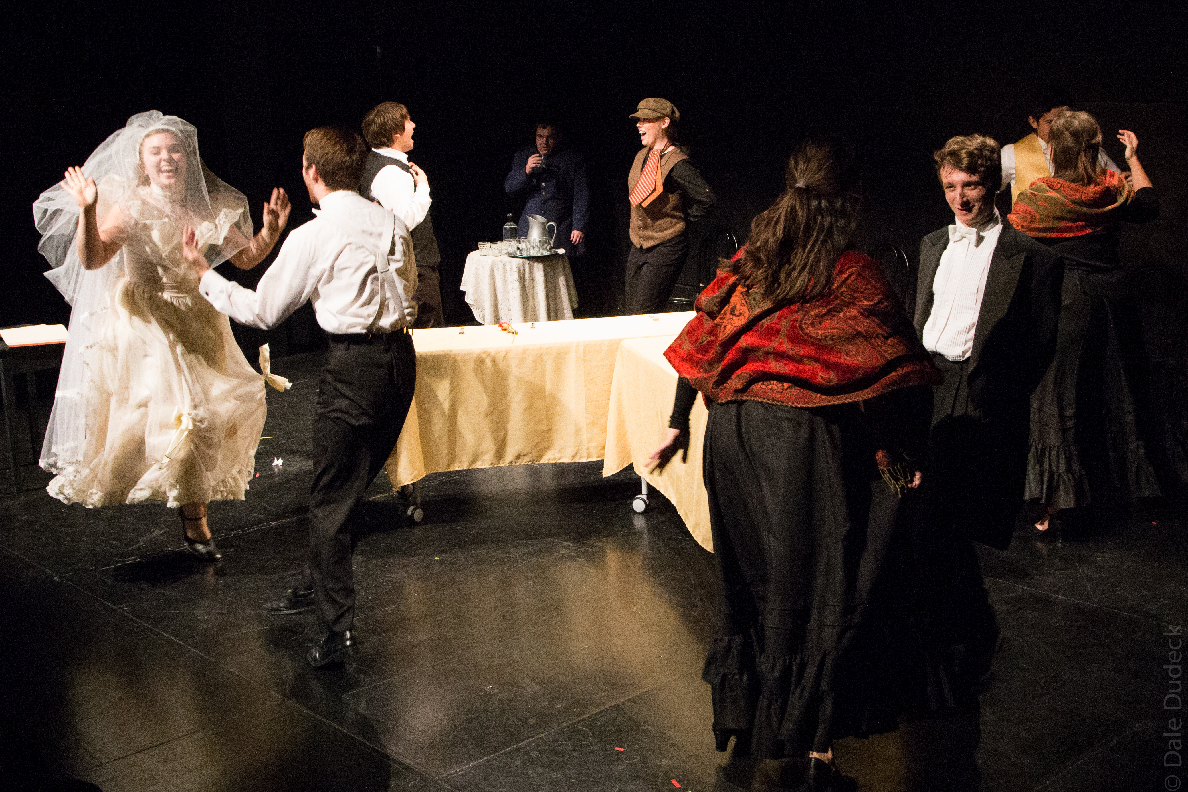 An Evening of Chekhov Farces