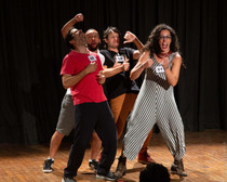 Impro in Brazil: The Physics of Play