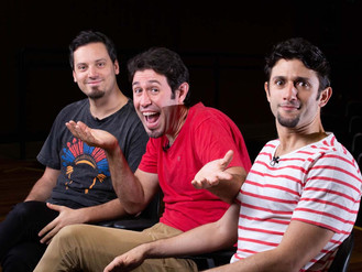 Impro in Brazil: Barbixas, Stanislavsky, and Tickling the Intelligent Beast!