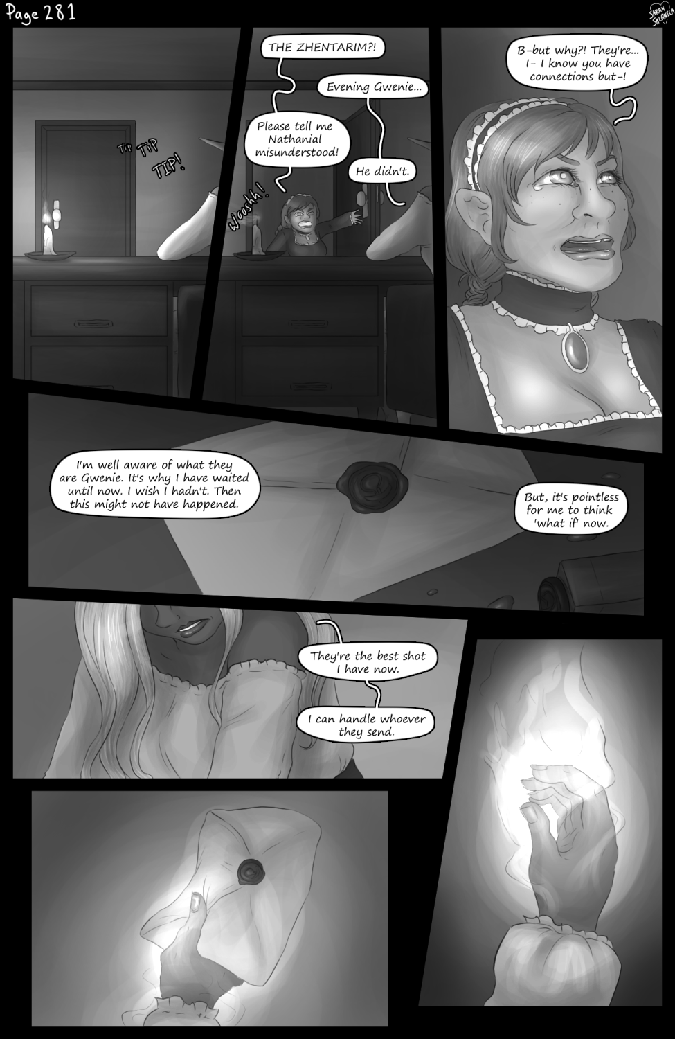 Can('t) Buy Love- Chapter 6 Page 281