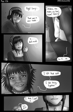 Can('t) Buy Love- Chapter 5 Page 230