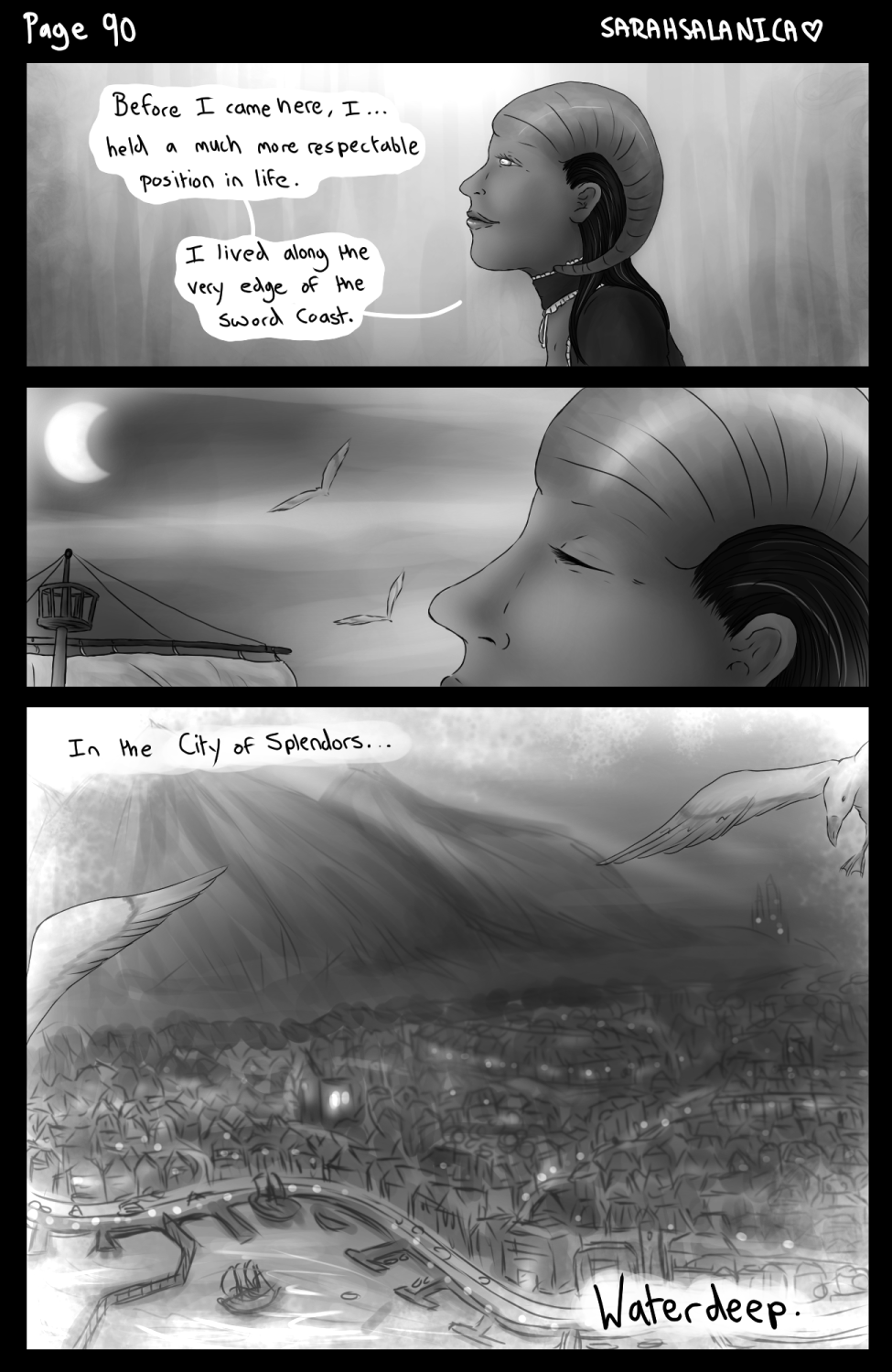 Can('t) Buy Love- Chapter3 page 90
