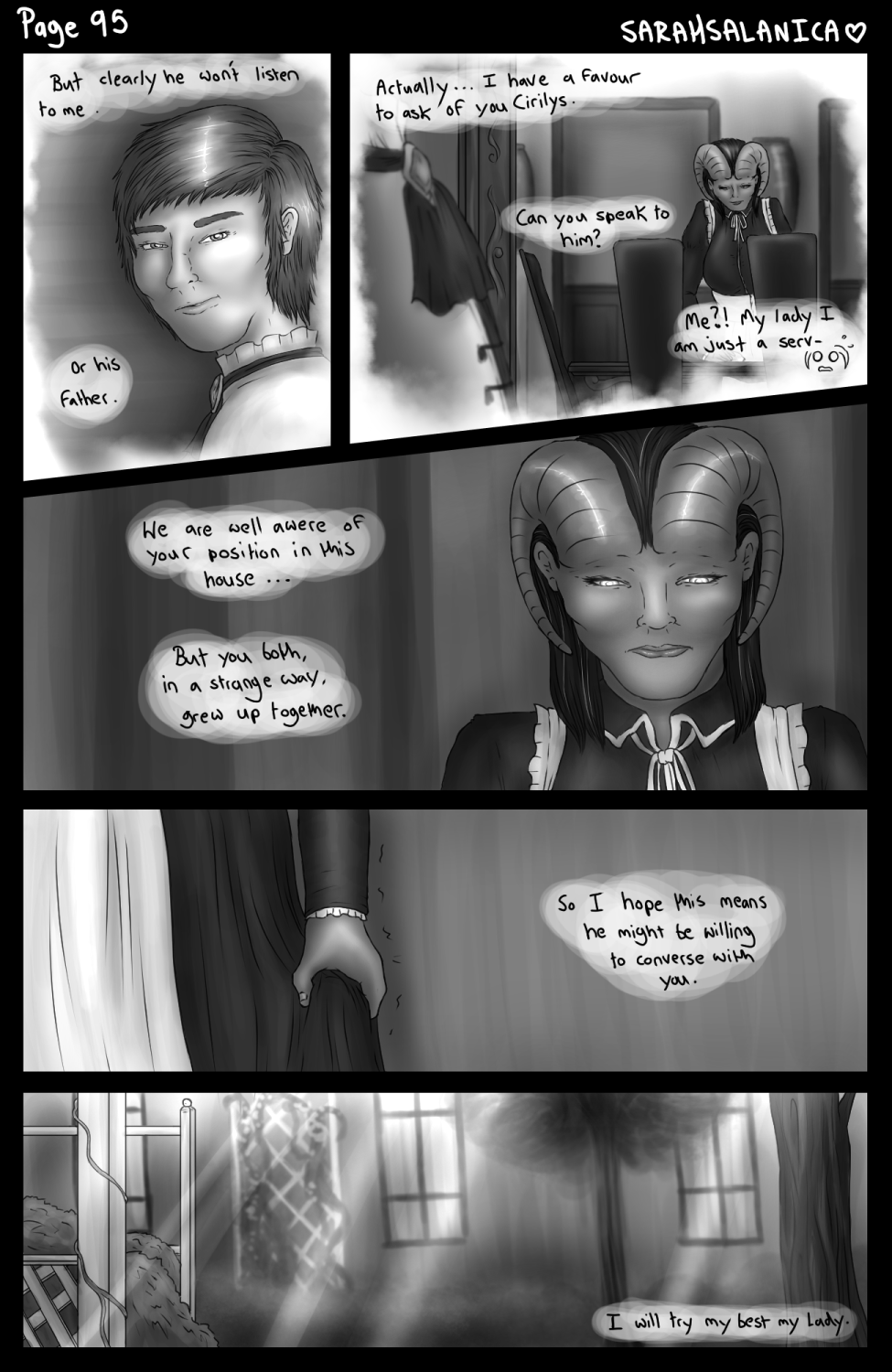 Can('t) Buy Love- Chapter3 page 95