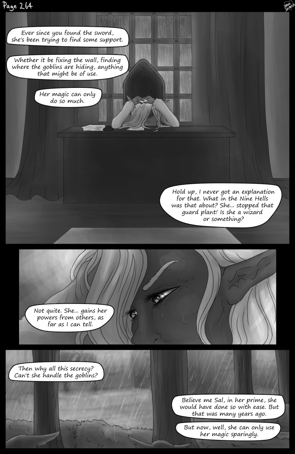 Can('t) Buy Love- Chapter 6 Page 264