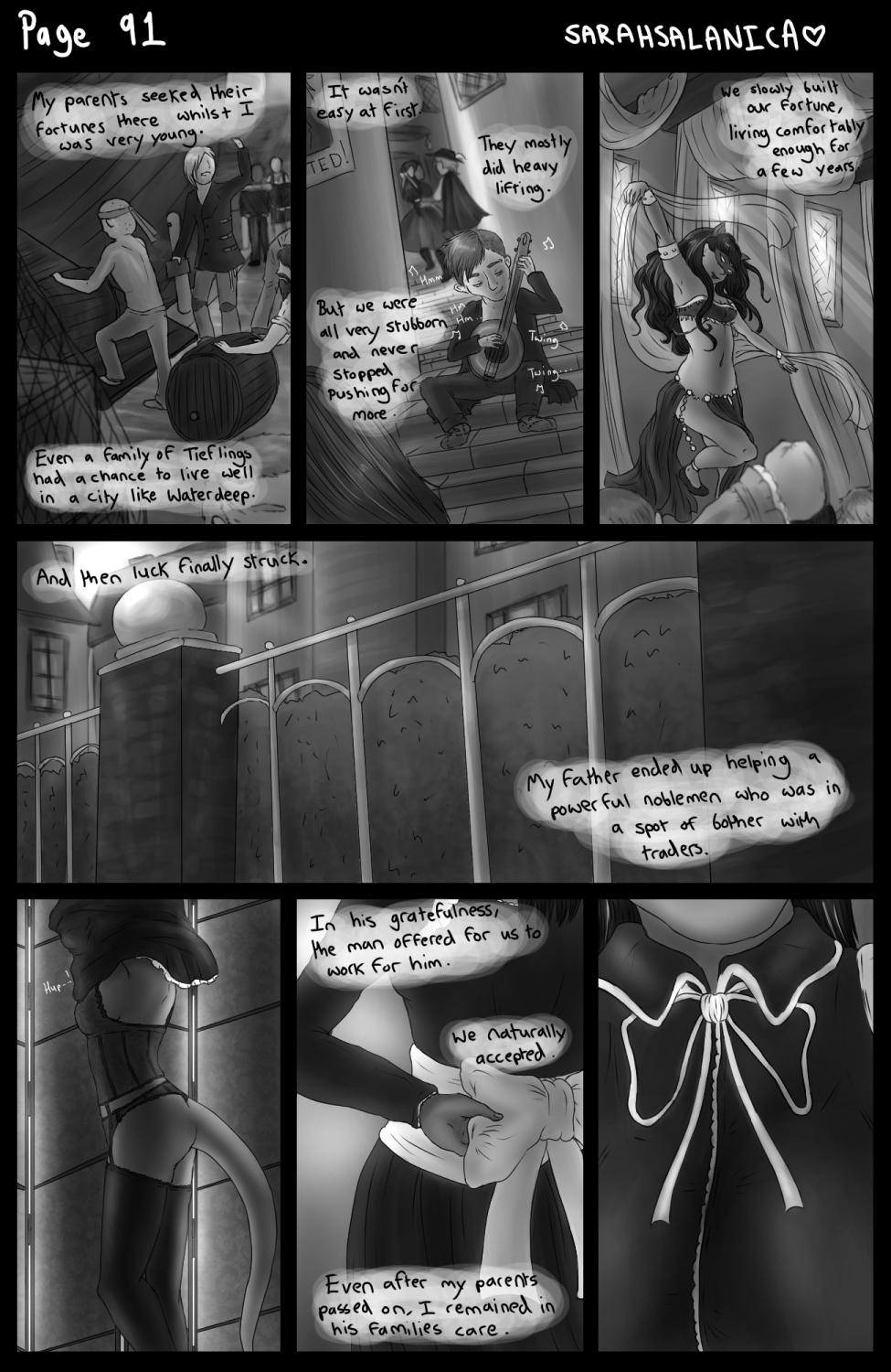 Can('t) Buy Love- Chapter3 page 91