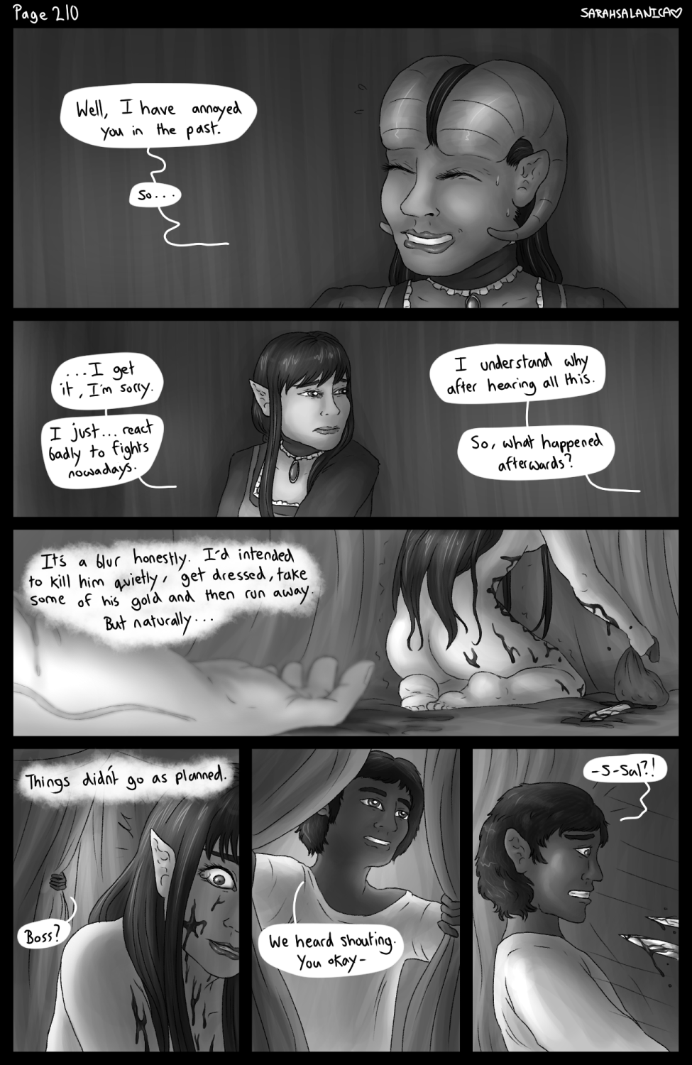 Can('t) Buy Love- Chapter 4 Page 210