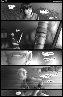 Can('t) Buy Love- Chapter 4 Page 147