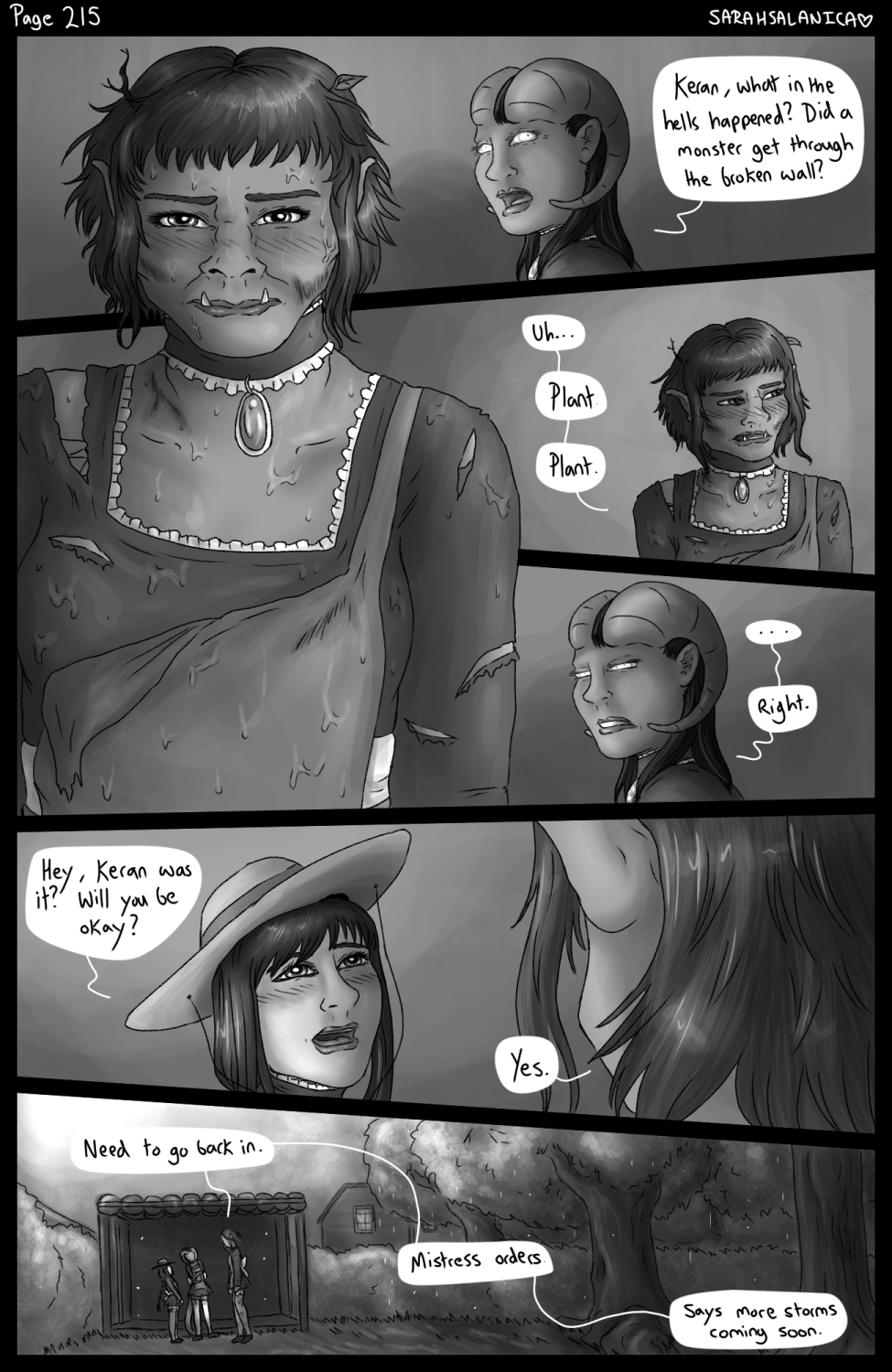 Can('t) Buy Love- Chapter 4 Page 215