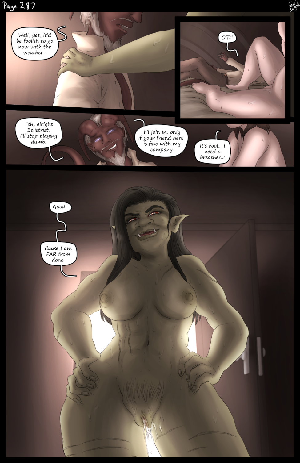 Can('t) Buy Love- Chapter 6 Page 287