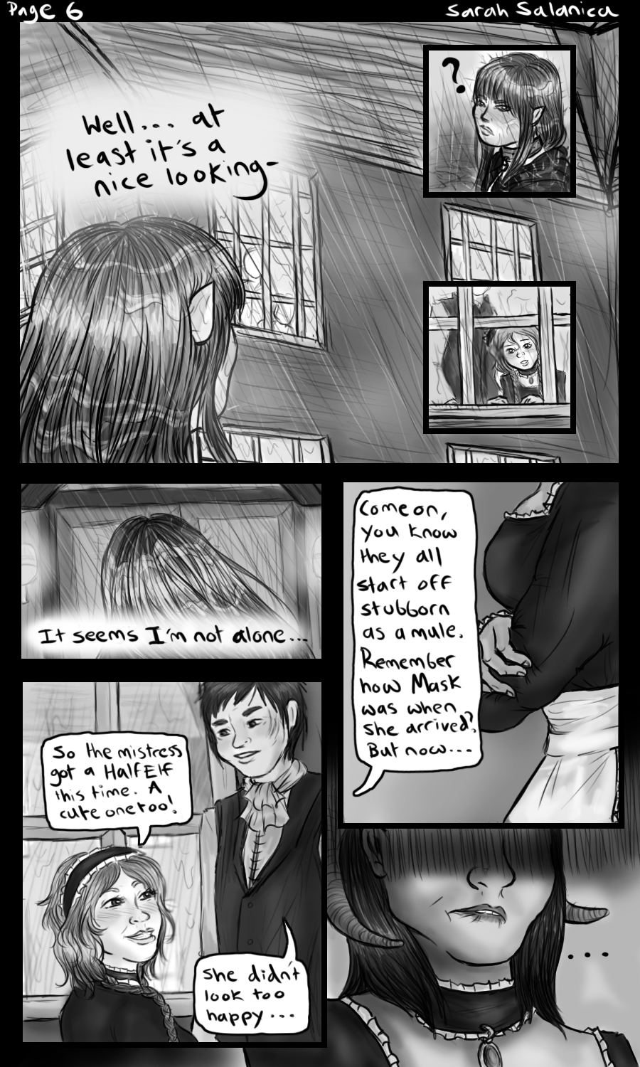 The Mistress pg6complete