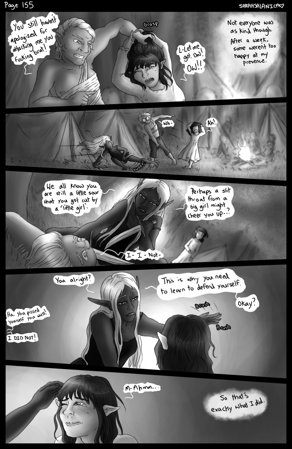 Can('t) Buy Love- Chapter 4 Page 155
