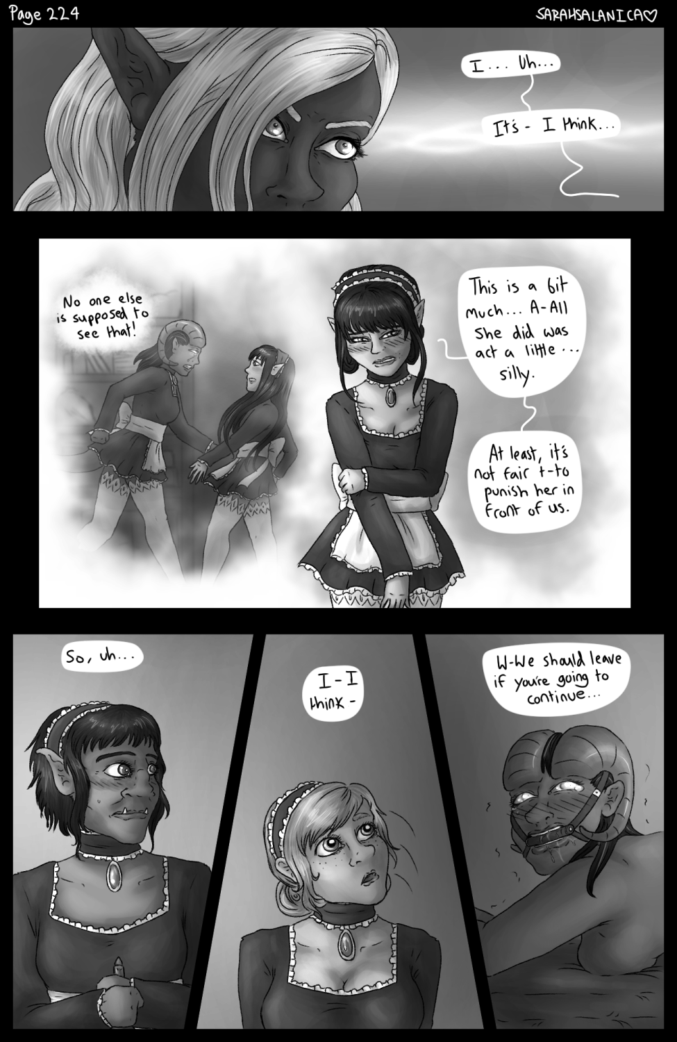 Can('t) Buy Love- Chapter 5 Page 224