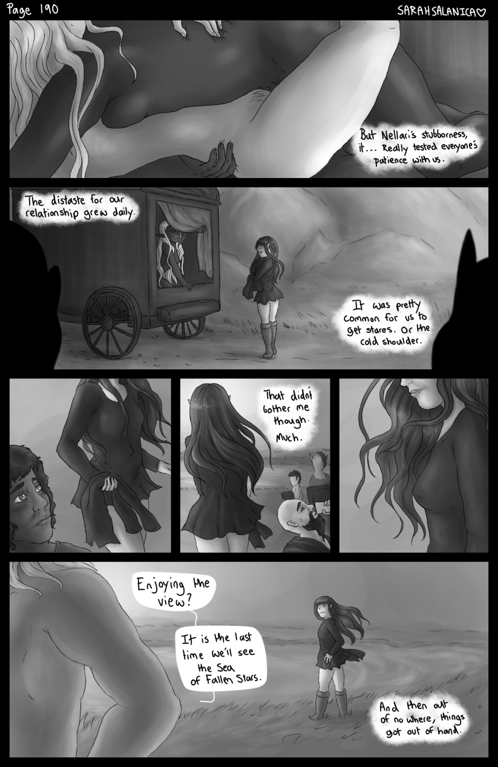 Can('t) Buy Love- Chapter 4 Page 190