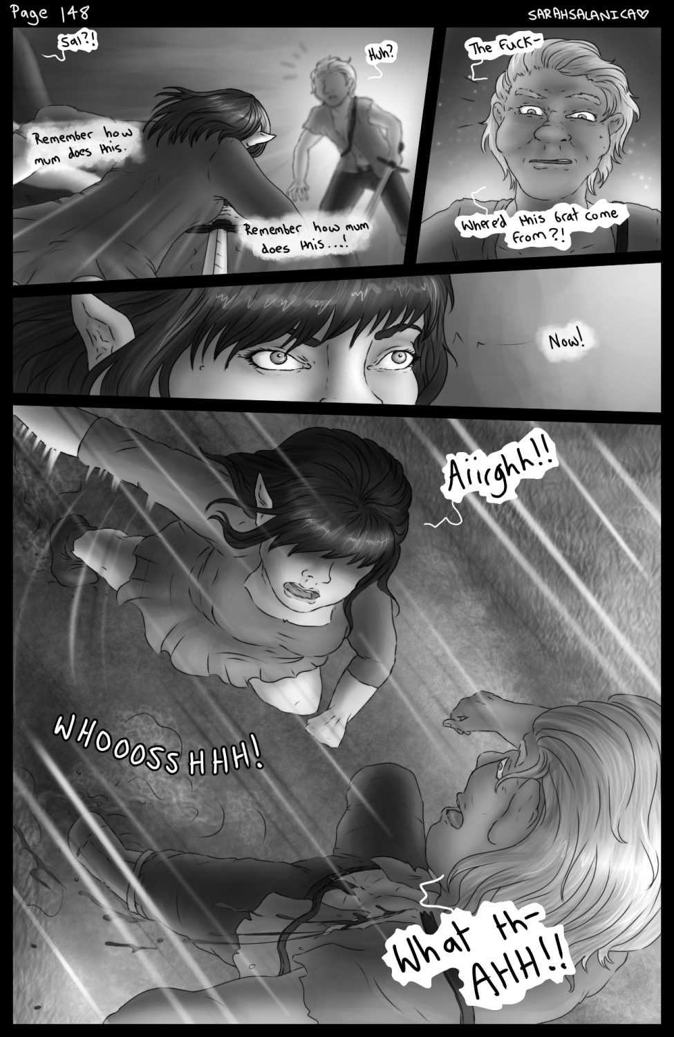 Can('t) Buy Love- Chapter 4 Page 148