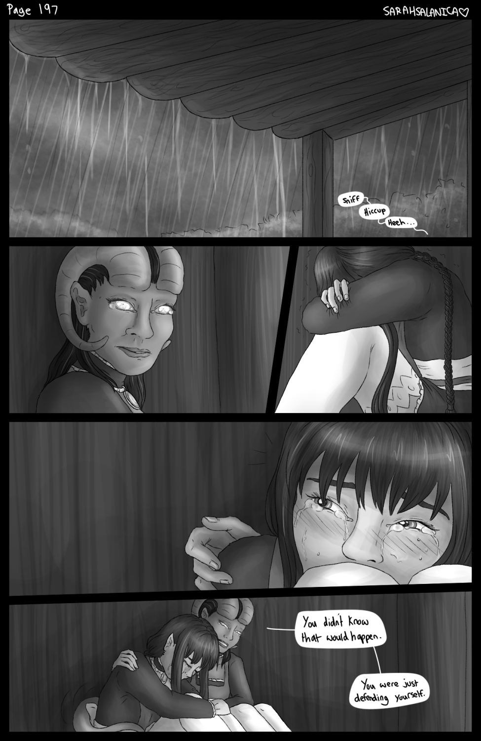 Can('t) Buy Love- Chapter 4 Page 197