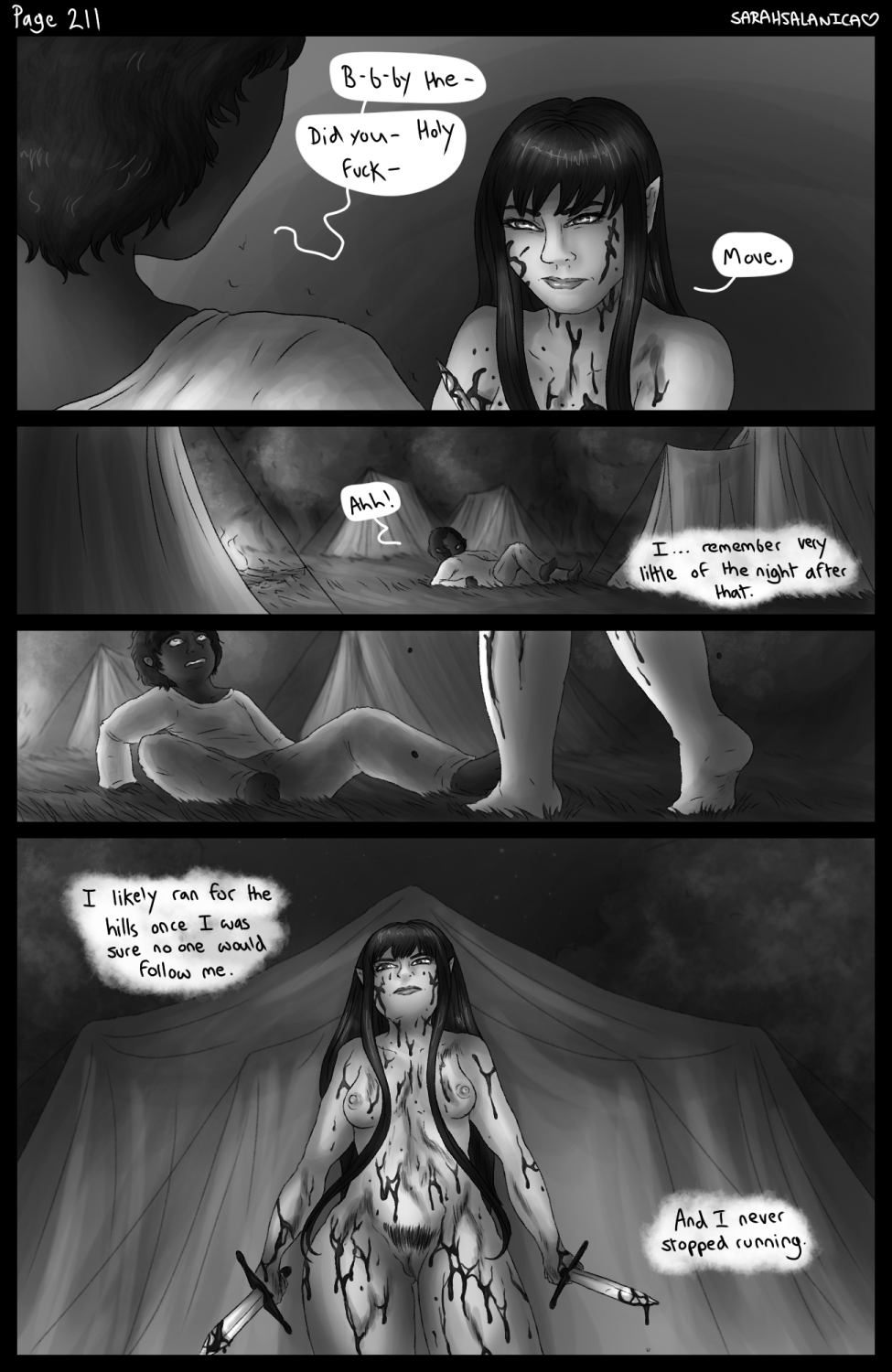 Can('t) Buy Love- Chapter 4 Page 211