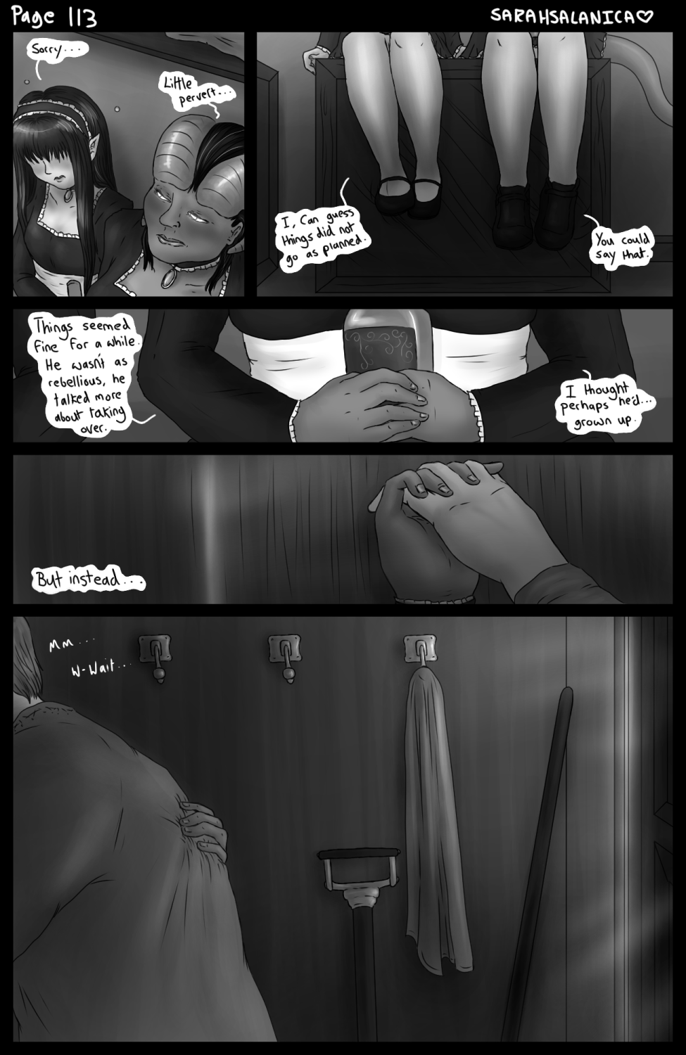 Can('t) Buy Love- Chapter3 page 113