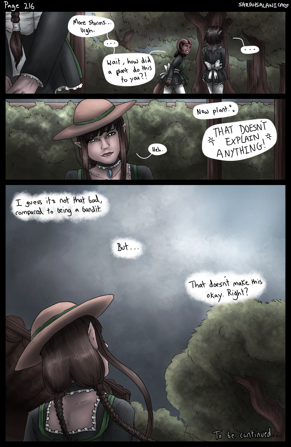 Can('t) Buy Love- Chapter 4 Page 216