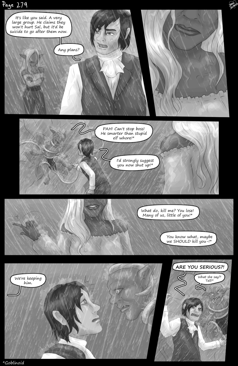 Can('t) Buy Love- Chapter 6 Page 279