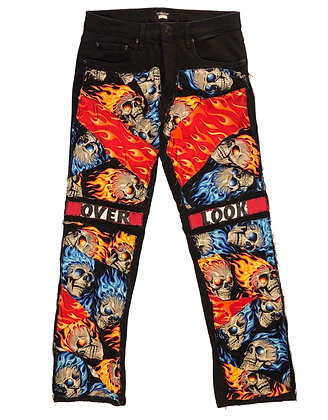 GHOST RIDER JEANS (Full)