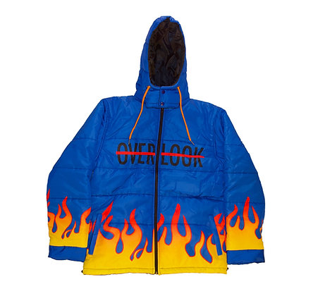 400 DEGREEZ COAT (BLUE)