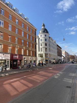 Les rues de Nørrebro
