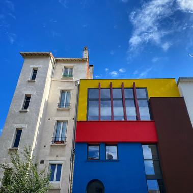 Balade architecturale à Issy-Les-Moulineaux