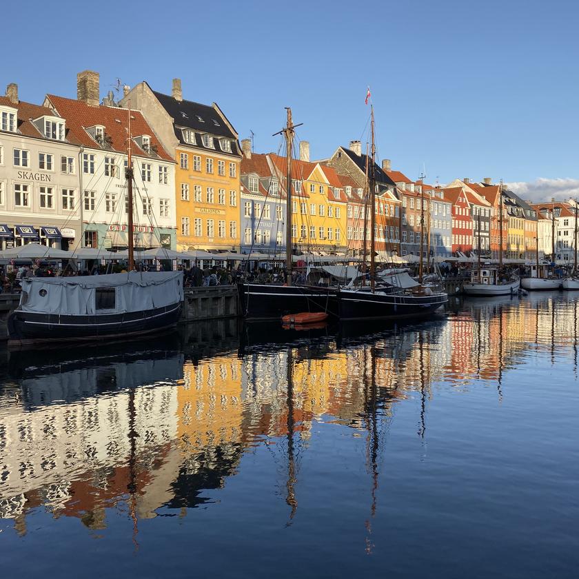 Visiter nyhavn Copenhague