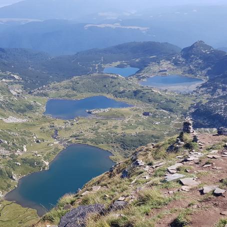 8 jours en Bulgarie