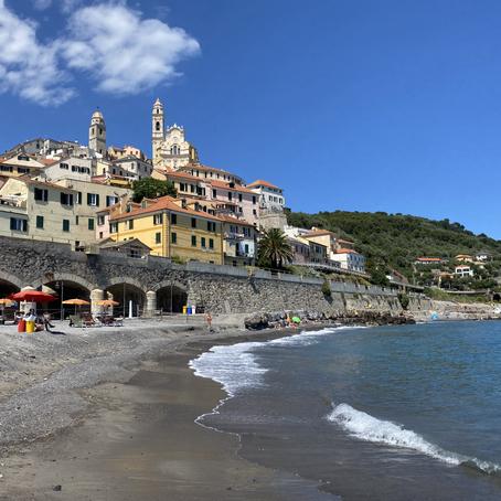 Un week-end sur la côte Ligure en Italie