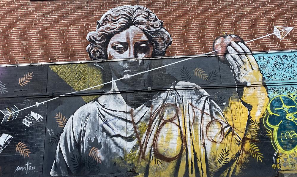 Street Art Jean Talon