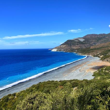 Un week-end au Cap Corse