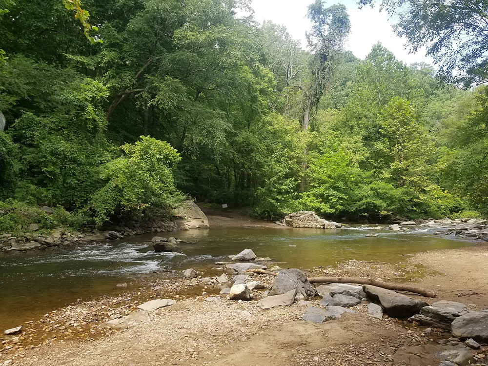 Rock Creek Washington