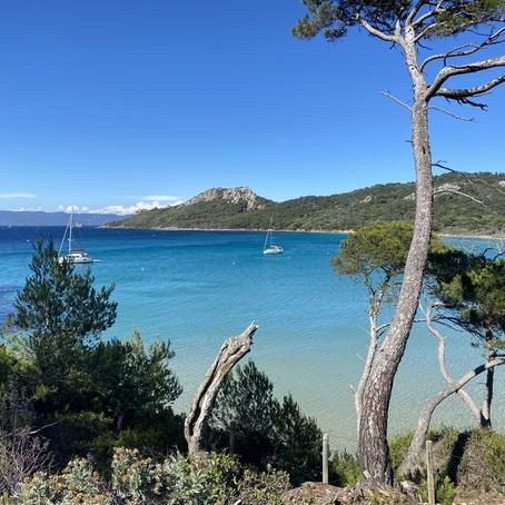 Une journée à la sublime île de Porquerolles