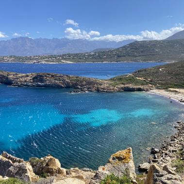 Corse, la Balagne entre mer et montagne