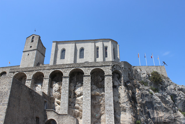 Visiter Sisteron